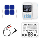 Electroestimulador TENS / EMS, 2 canales