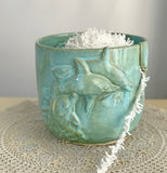 Dolphin Yarn Bowl Knitting Bowl
