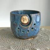 Jumbo Full Moon Yarn Bowl for Knitting and Crochet