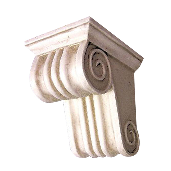 Scroll Drapery Bracket - Architectural   Brackets