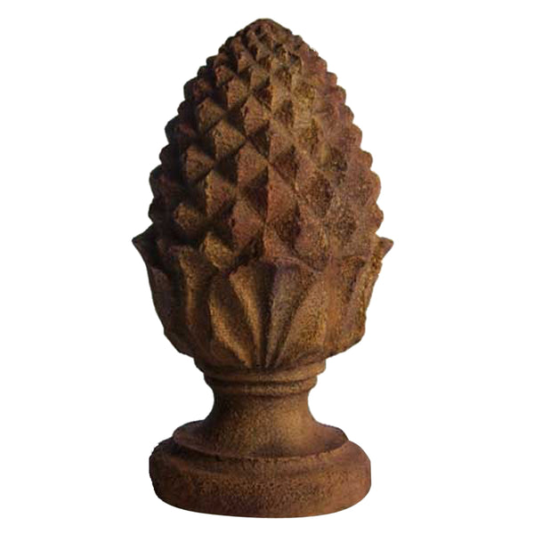 Rustic Pinecone - Architectural   Finials