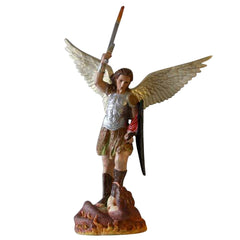XoticBrands St. Michael W/Sword Fire 38 - Religious   Saints
