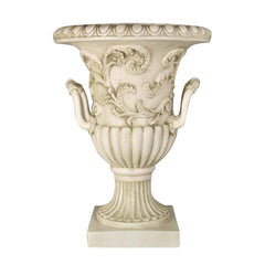 XoticBrands Handle Entry Way Urn 30 - Architectural   Urns