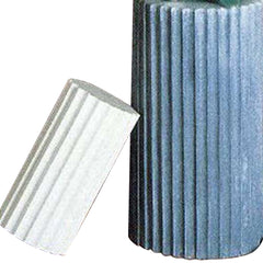 XoticBrands Fluted Shaft 6 - Architectural   Columns