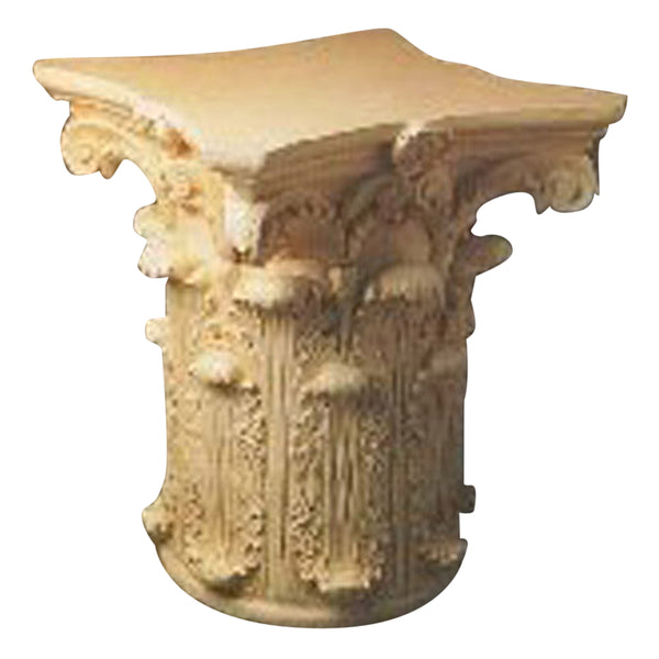 Giant Corinthian Capital - Architectural   Tables & Table Bases