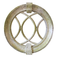 Laced Round Frame Mirror - Architectural   Friezes,Traceries & Tiles