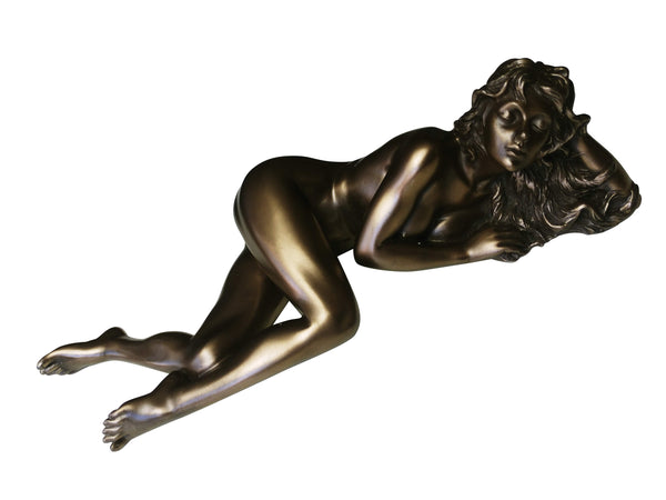 Nude Female - Artistic Body Sculpture