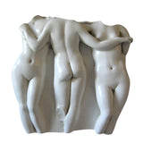 Three Graces Frieze 15  Wall Decor