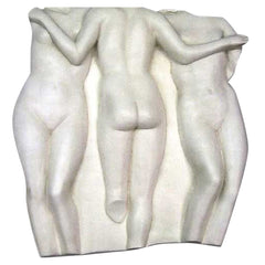 XoticBrands Three Graces Frieze 31 - Wall   Large Plaques