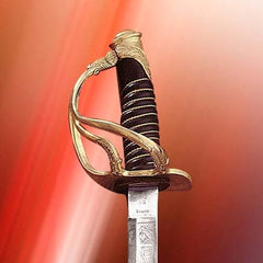 Model 1860 Union Cavalry Officers Saber Sword