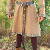 Medieval Heavy Grade Leather Long Belt
