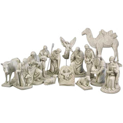 XoticBrands Nativity Set-24H - Religious   Scenes