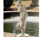 "35"" Medal of Honor Windblown Classic Home Museum Gallery Statue Sculpture Inspired By By Leon Pillet - xoticbrands"