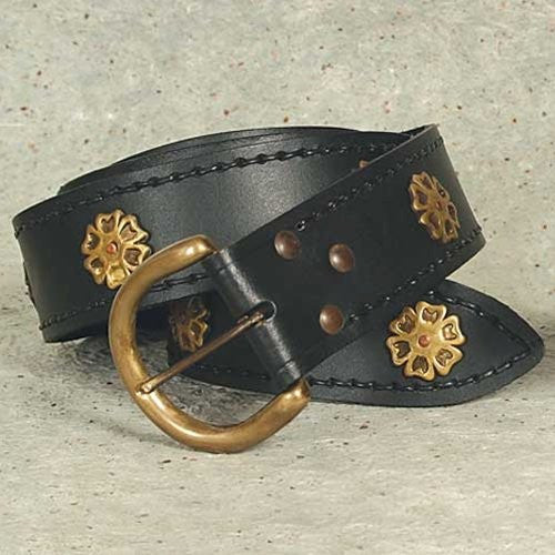 Black Knightly Belt - xoticbrands