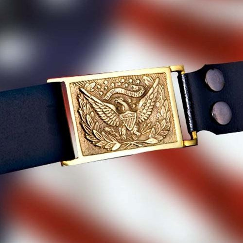 Genuine Leather Union Sword Belt
