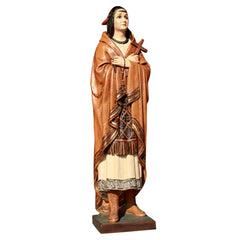 XoticBrands Blessed Kateri Tekawitha - Religious   Realistic