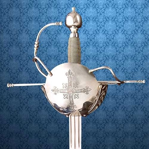 French Musketeer Rapier
