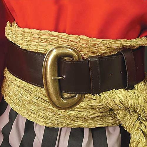 Medieval Wide Pirate Belt