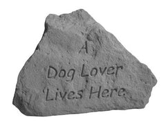 A dog lover... Memorial Pet Stone - xoticbrands