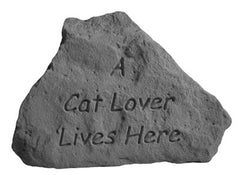 A cat lover... Memorial Pet Stone - xoticbrands