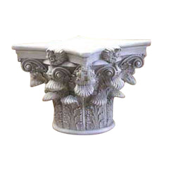 Corinthian Capital Top 14 - Architectural   Capitals