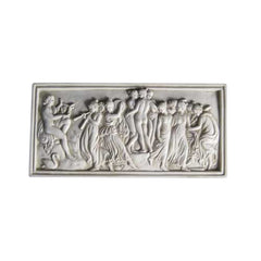 Apollo & Muse Frieze 9 W  Wall Decor