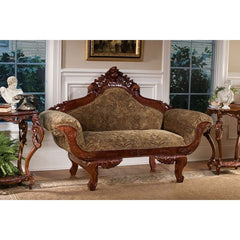 BEAUCHAMP PARLOR SETTEE