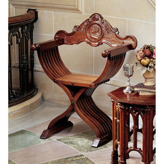 SAVONAROLA CHAIR