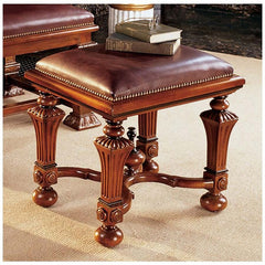 LORD CUMBERLANDS ROYAL FOOTSTOOL