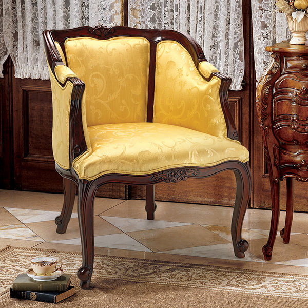 KINGSBURY ENGLISH TUB CHAIR