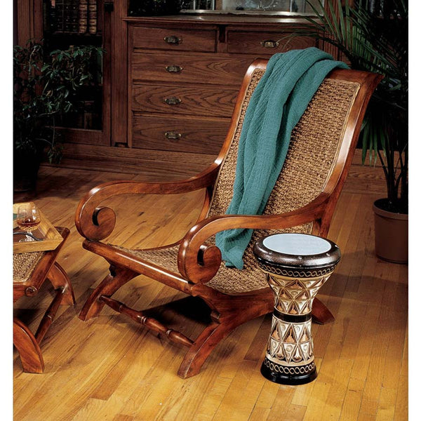 BRITISH PLANTATION CHAIR