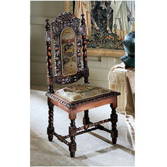 S/6 CHARLES II SIDE CHAIRS