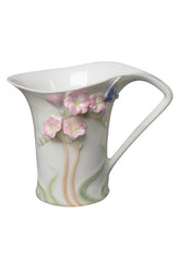 Freesia Creamer (Pink Flower) - Freesia
