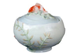 Koi Sugar Jar - Home Accent.
