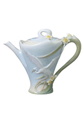 Egret Teapot (Mini) - Home Accent.