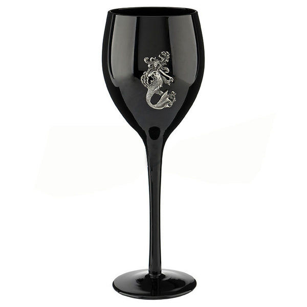 Mermaid Wine Glass - Myth & Legend.
