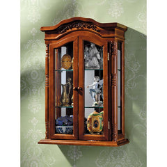 BEACON HILL CURIO CABINET