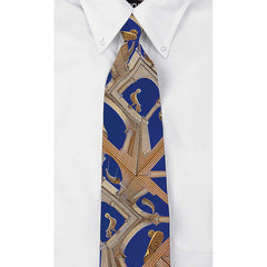 "56"" Escher - Another World 100% Silk Tie (XoticBrands)"