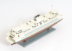 XoticBrands Decor Washington Ferry NEW Boat  Model Display