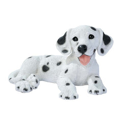 Dalmation Puppy Dog Statue Sculpture Figurine