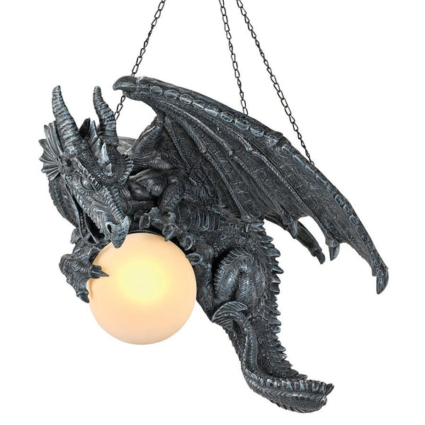 NIGHTS FURY DRAGON LAMP