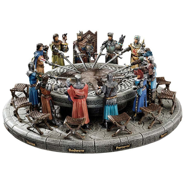 KING ARTHUR & ROUND TABLE