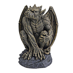 Medieval Gothic Gorgoyle Desktop Table Statue Sculpture Figurine
