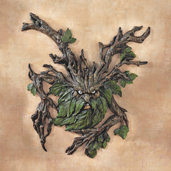 "15"" Crotchety Treebeard Wall Sculpture Statue Figurine Decor"
