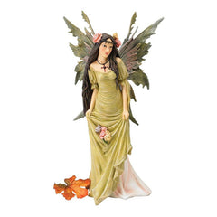"12"" Collectible Pixie Fairies Sculpture Statue Figurine/TR"