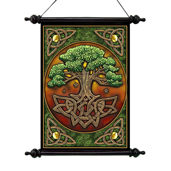 TREE OF LIFE SCROLL