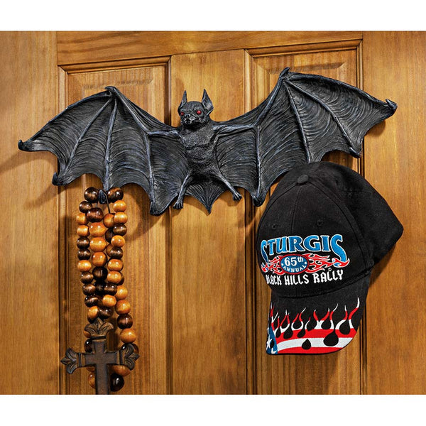 "3"" Vampire Bat Statue Sculpture/ Decorative Wall Hanger [Kitchen]"
