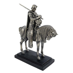 Medieval King Arthur of Camelot Statue Inspired By by artist Bruno Zach (1891...