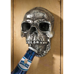 Amazing Gothic Skeleton Bottle Opener