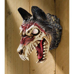 Gothic Werewolf Wall Sculpture